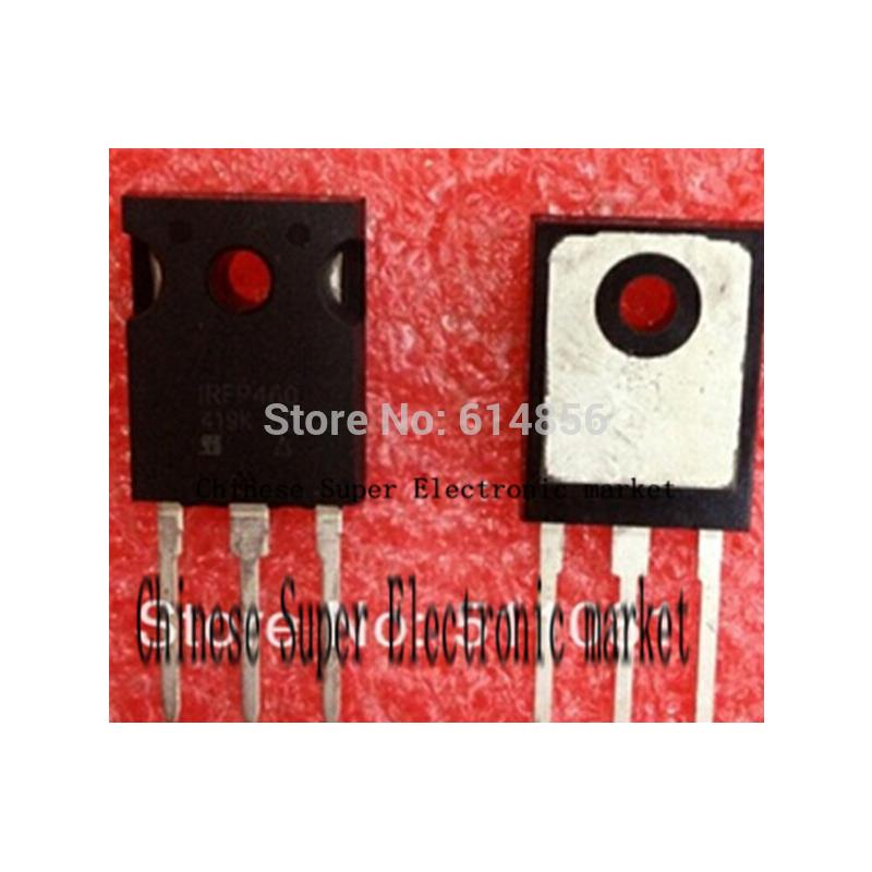 IC free shipping 20pcs irfp460 irfp460pbf irfp460a irfp460lc to 247 n channel power mosfet transistor