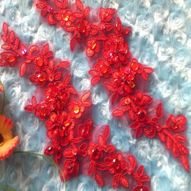Zbroh обрезка буквенных патчей многоцветная вышивка кружева аппликация diy аксессуар