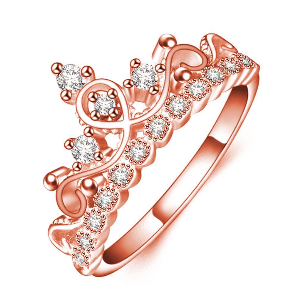 Серьги Сердце Кольцо Мода Ювелирные изделия Золотое кольцо Colorful panda Золото 5 фото
