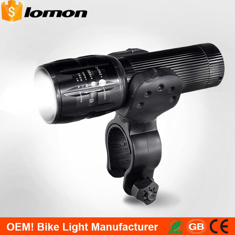 lomon Черный 50m-100m newboler 7000lumen xm l t6 led bike light usb bicycle lights rechargeable lamp torch flashlight cycling accessories