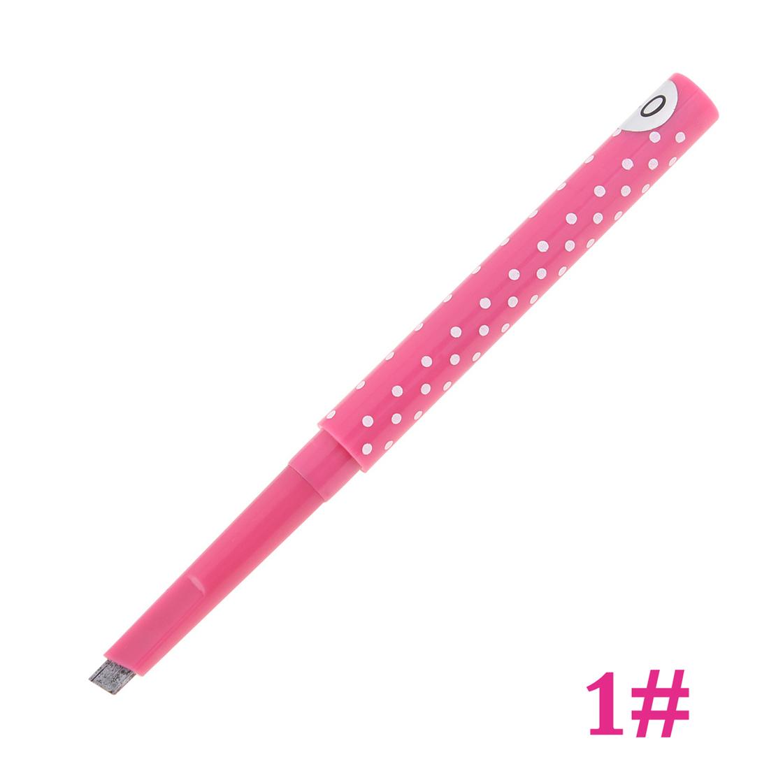 MyMei Чёрный цвет косметические карандаши beyu карандаш для бровей 6 1 2г