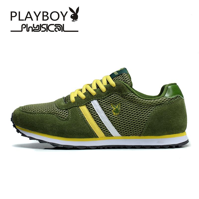 PLAYBOY Зелёный цвет 11 ярдов бег