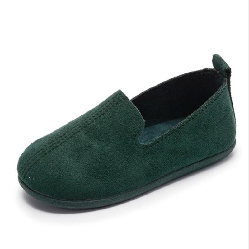 TOSJC Зелёный цвет 11 детская кожаная обувь american brand 401 2015 cs001
