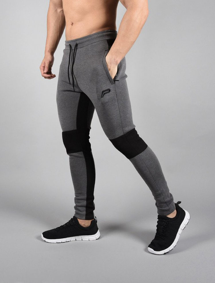 Sisjuly Темно-серый Номер М мышцы д р братья мужские осенние и зимние новые фитнес спорт и отдых открытый тренировочный хлопок тонкие брюки моды
