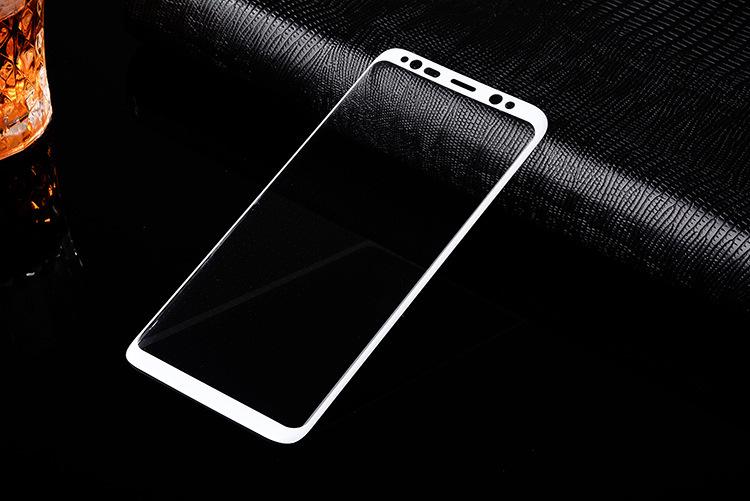 luoxunchuang Белый Samsung Galaxy S8 plus аксессуар защитная пленка samsung galaxy s8 plus krutoff 12624