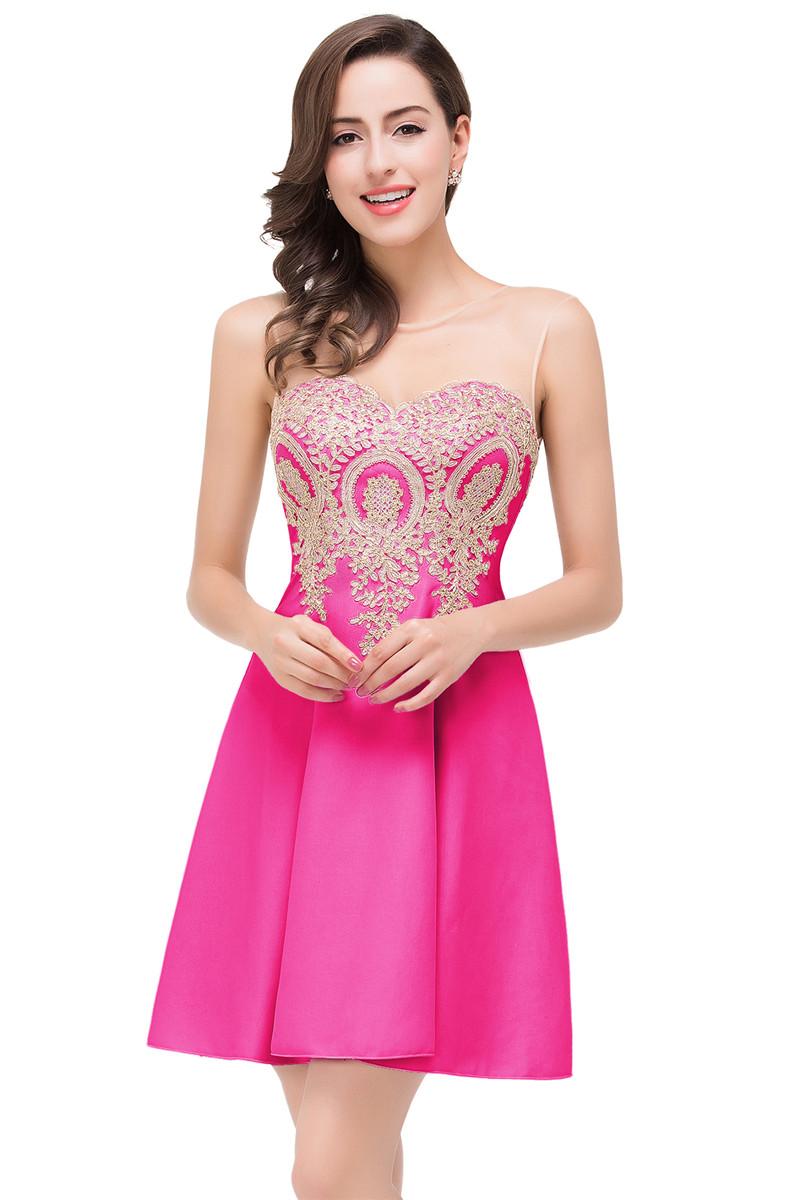 малыш платье Розовый США 6 Великобритания 10 ЕС 36 полуприлегающее платье без рукавов marc cain платья и сарафаны мини короткие