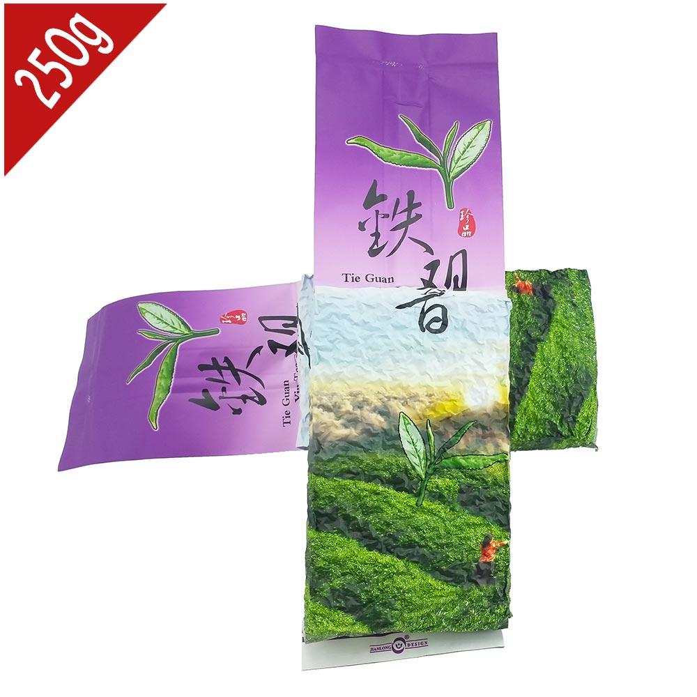 FullChea free shipping 100g super fragrant anxi tieguanyin new 2016 tie guan yin tea oolong tea tieguanyin oolong for health care food