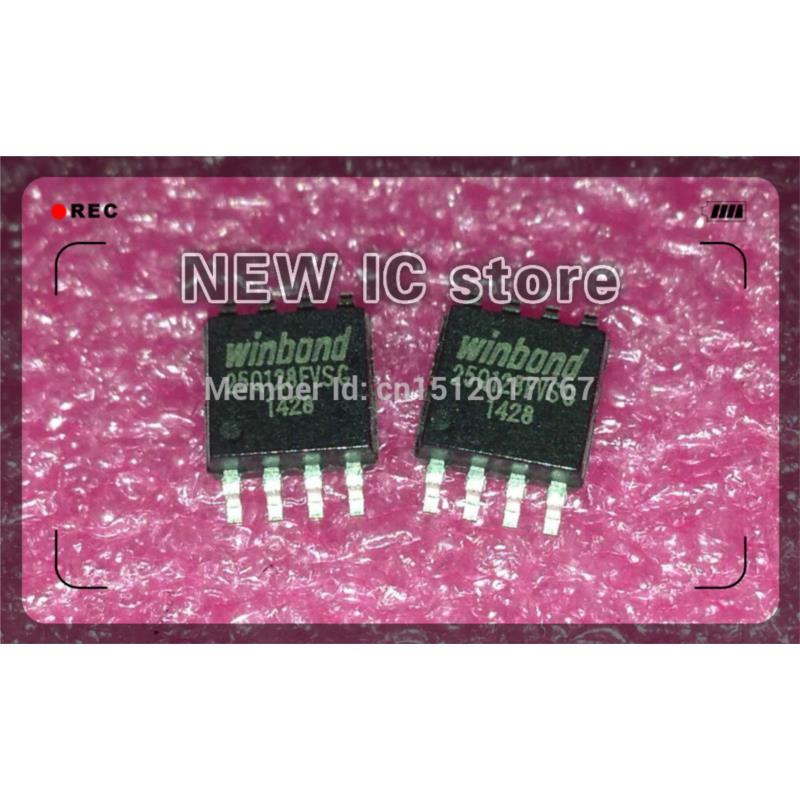 IC 10pcs w25q128bvfig 25q128bvfg sop 16 w25q128