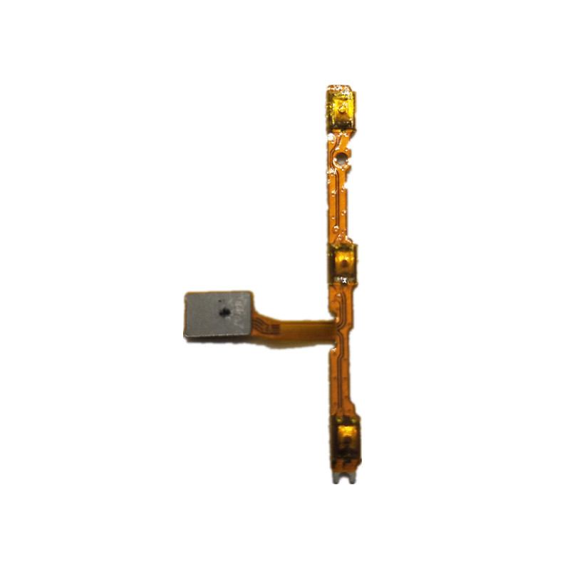 jskei original new power on off button switch key button flex cable fpc for lenovo s820 high quality replacement parts free shipping