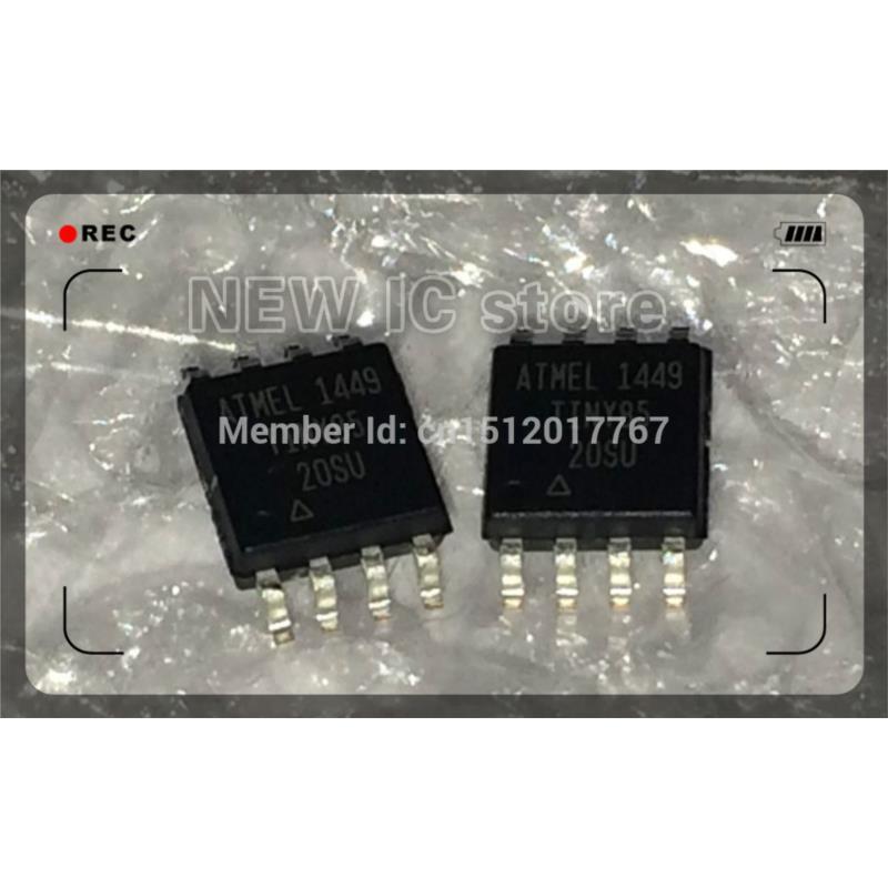 IC free shipping 5pcs lot attiny861 20su attiny861 sop20 original product
