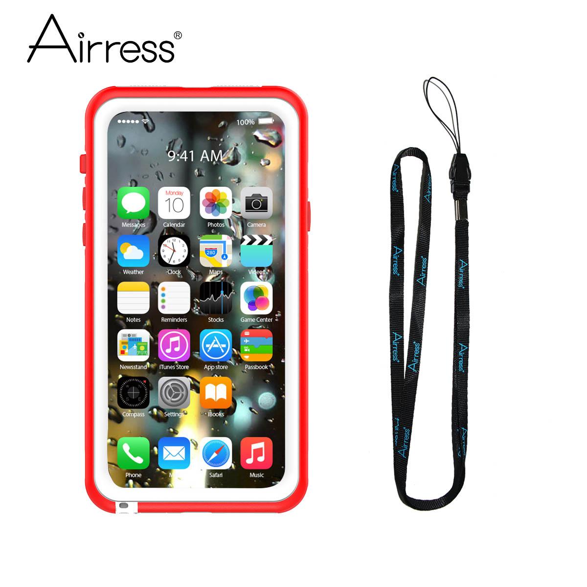 Airress Red iPhone X