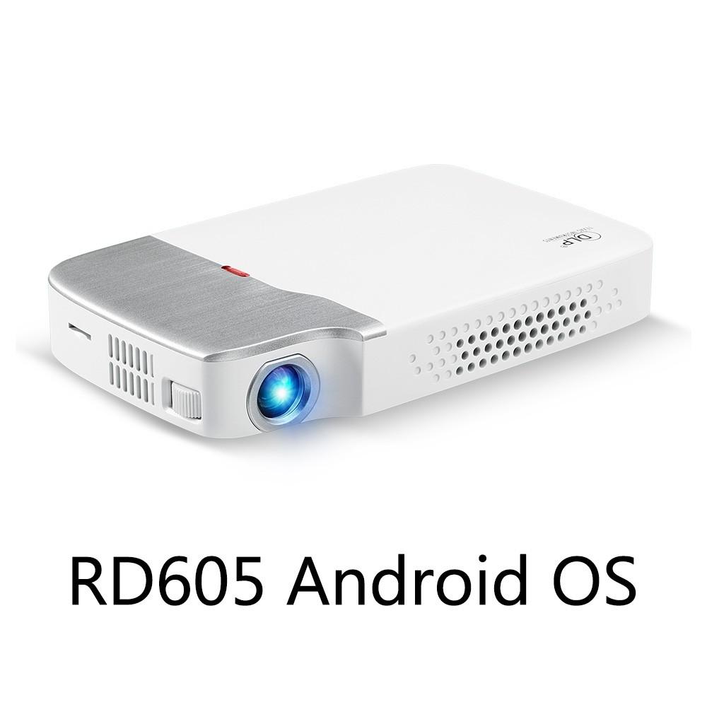 Rigal Черный Android xgimi h1 dlp проектор 1920x1080 full hd затвора 3d поддержка 4k видеопроектора android 5 1 bluetooth wifi домашний кинотеатр beamer