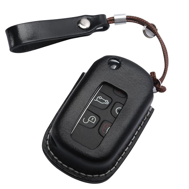 JD Коллекция Черный bo bopai брелок для ключей мужская кожа талия висит брелок для ключей многофункциональный автомобиль брелок кожа черный 16 00702