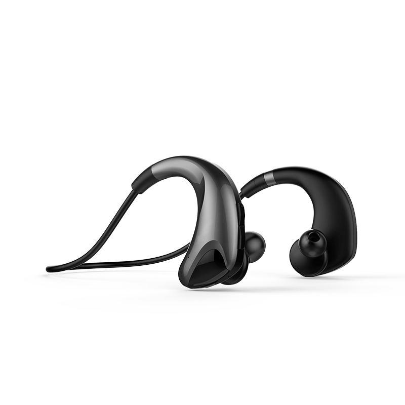 Bluetooth наушники беспроводные наушники спортивный наушники bluetooth черный фото