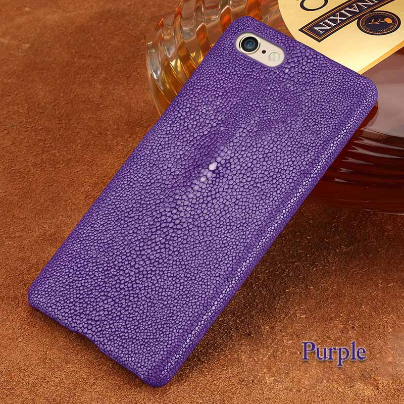 langsidi Пурпурный iPhone X gumai silky case for iphone 6 6s black