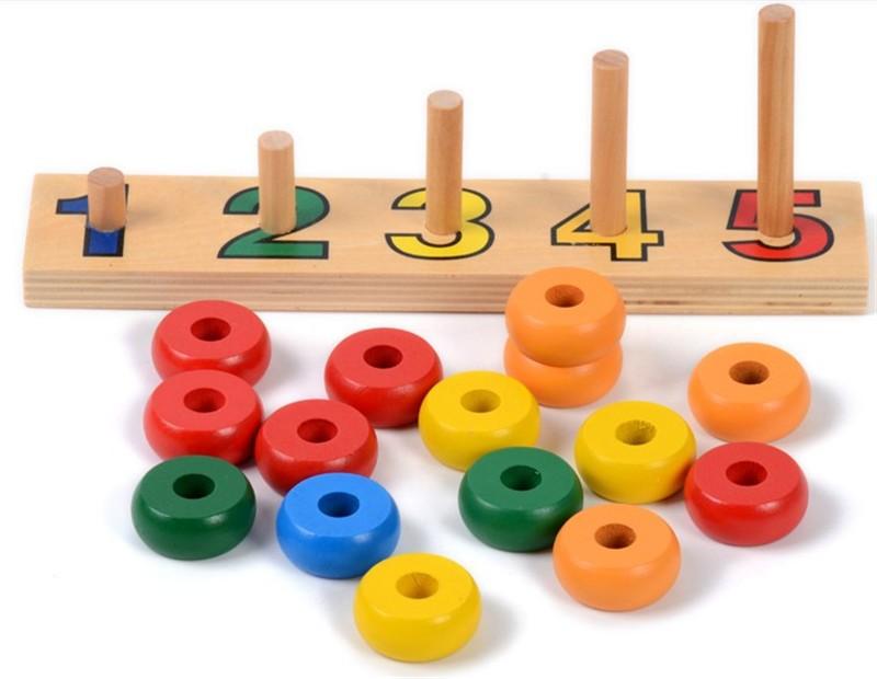 JJBLWZ От 2 до 7 лет mwz 54pcs wooden tumbling stacking tower block board game fro adult children