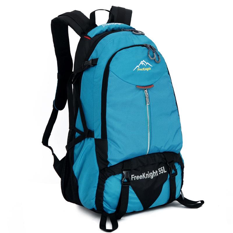 AEROLINE Синий цвет фигура прыжок tuyue грудь мешок рюкзак рюкзак рюкзак мешок плеча после поездки на открытом воздухе досуг сумка рюкзак прилив карманы