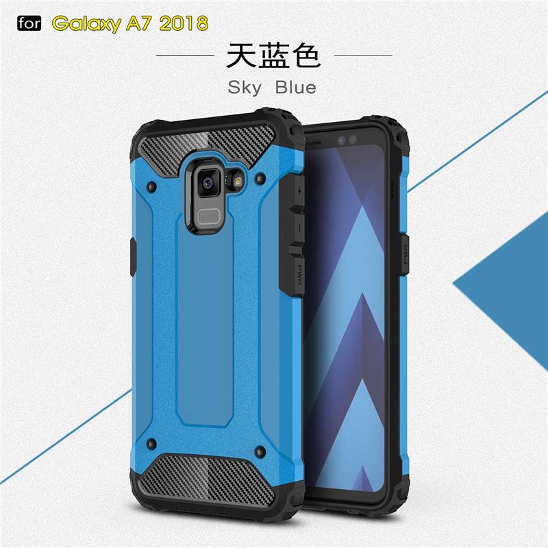 goowiiz синий Samsung Galaxy A8 Plus 2017 A7 2018 blackview a8 смартфон