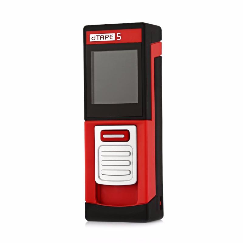 GBTIGER Red Others_old 40 высокоточных м ручной цифровой ик лазерный дальномер дальномер