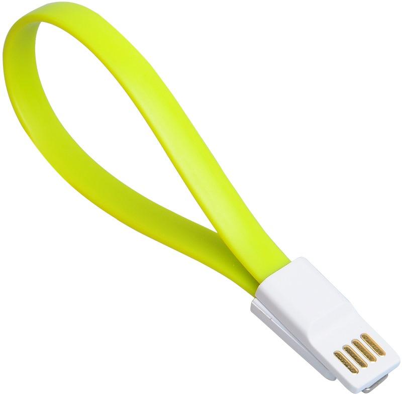 JD Коллекция Зеленый 22cm (cabos)дата кабель iphone5 6 5s pad4 air2 зарядный кабель