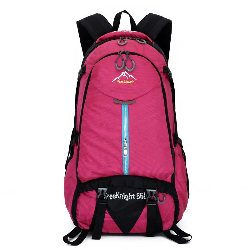 AEROLINE Розовый цвет фигура прыжок tuyue грудь мешок рюкзак рюкзак рюкзак мешок плеча после поездки на открытом воздухе досуг сумка рюкзак прилив карманы