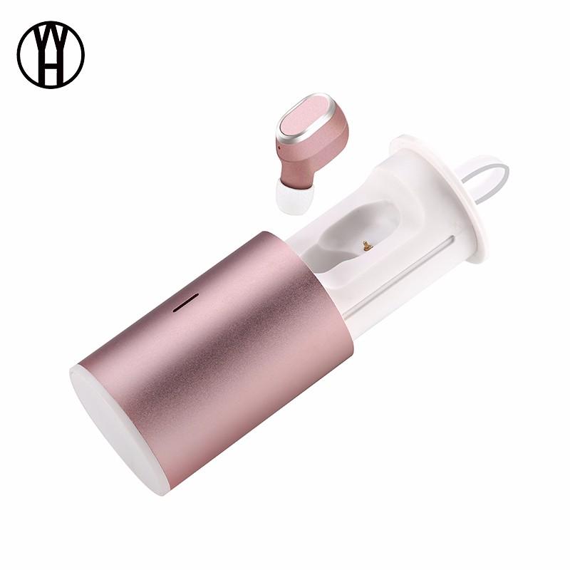 WH Розовый цвет наушник