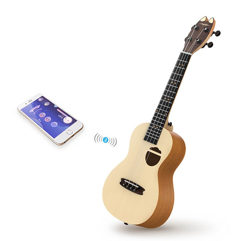 Poputar hot 21 23 rosewood 4 strings concert ukulele uke acoustic electric bass guitarra guitar for musical stringed instruments