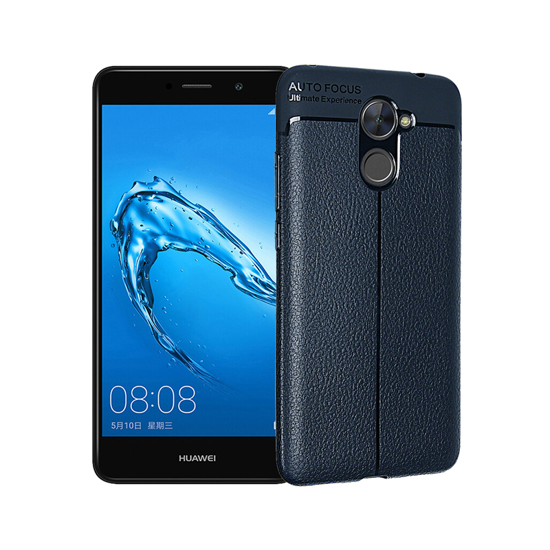goowiiz Темно-синий HUAWEI Наслаждайтесь 7 Y6 Pro P9 Lite Mini смартфон huawei y6 pro золотой