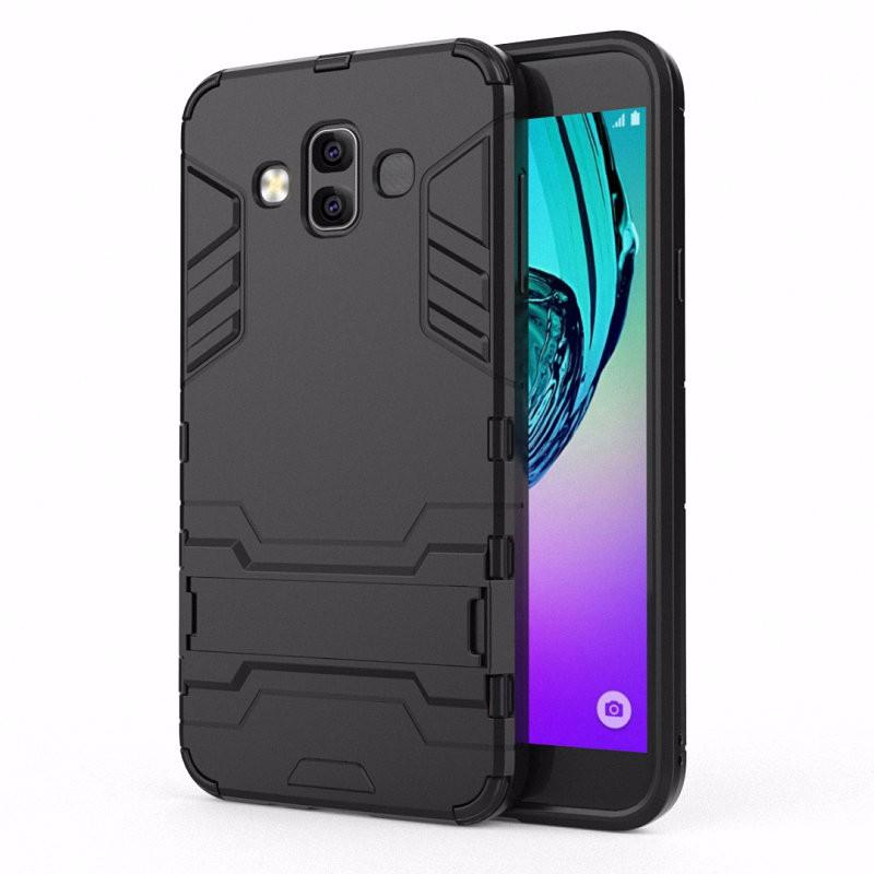 WIERSS черный для Samsung Galaxy J7 Duo 2018 J720 смартфон samsung galaxy j7 2016 sm j710fn gold