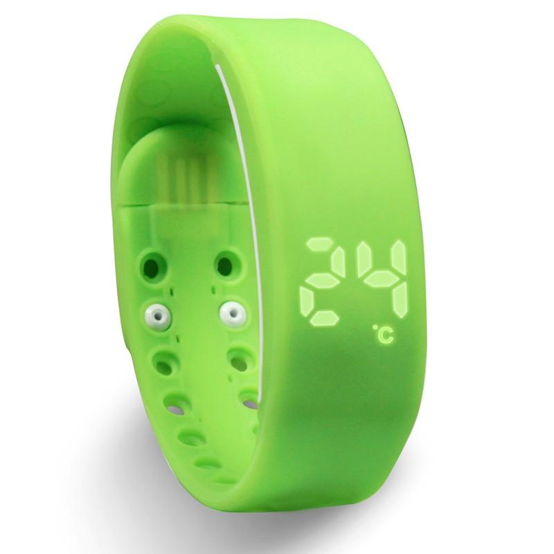 HRAEFN Зеленый чжо палочка jawbone up move смарт tracker подарки