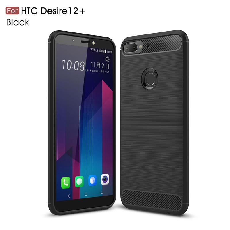 goowiiz черный HTC Desire 12 Plus аккумулятор аккумулятор htc desire 620 b0pe6100 partner 1900mah пр038013
