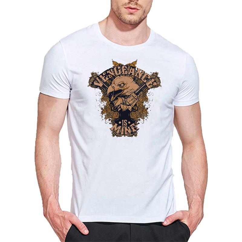 Фото - SHENDA M мужская o шея повседневная короткие рукава мода хлопковые футболки caribou head digital print