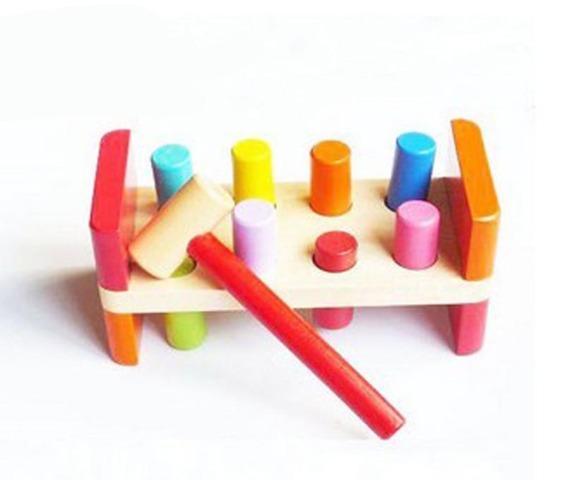 JJBLWZ От 3 до 6 лет новая деревянная игрушка вычислений восемь звуковых игрушек образование игрушка детская игрушка