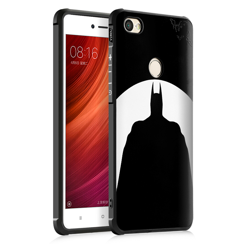 goowiiz Бэтмен Redmi Note 5A Prime сотовый телефон xiaomi redmi note 5a prime 3gb ram 32gb grey