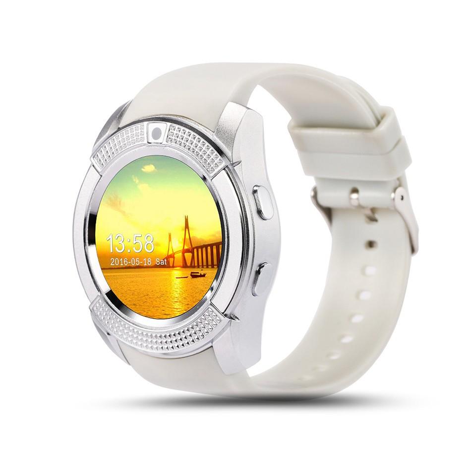 CANSNOW белый умные часы