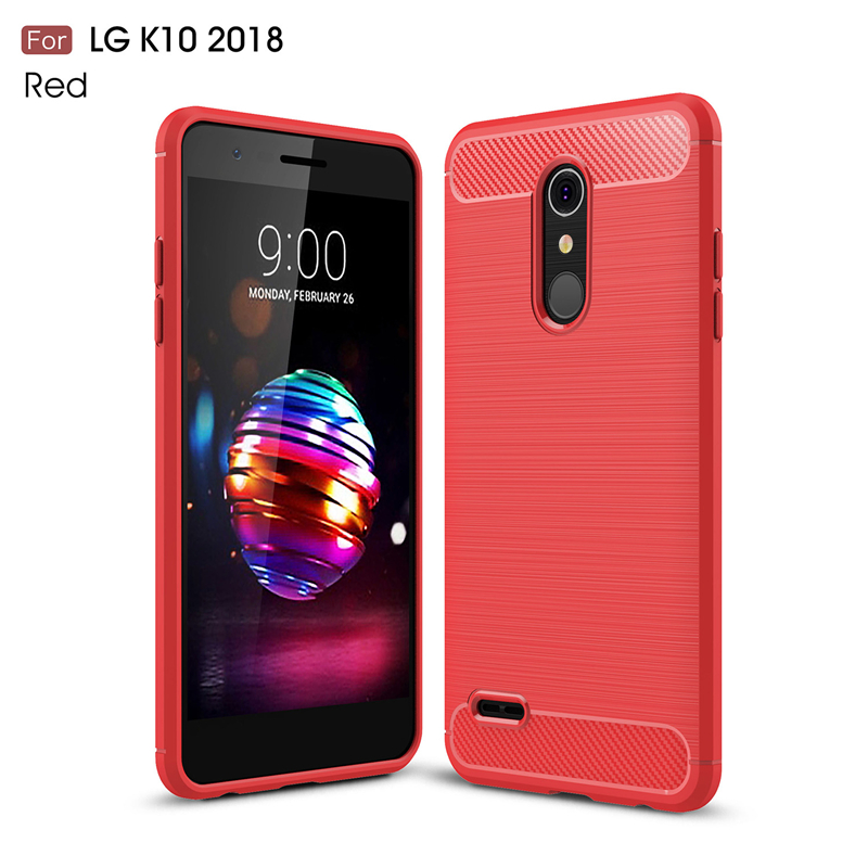 goowiiz красный LG K8 2018 not a penny more not a penny less