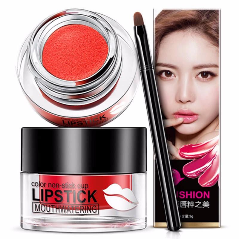 TEASEN 01 мусс красная помада для губ мечта макияж mamonde возлюбленная пятно помады 04 рядом сестра 3g увлажняющий бальзам для губ помады цвет помады