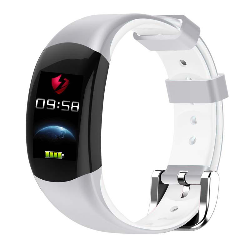 LEMFO LT02 Смарт-браслет цветной LCD Фитнес-браслет CHIGU белый Смарт-браслет фото