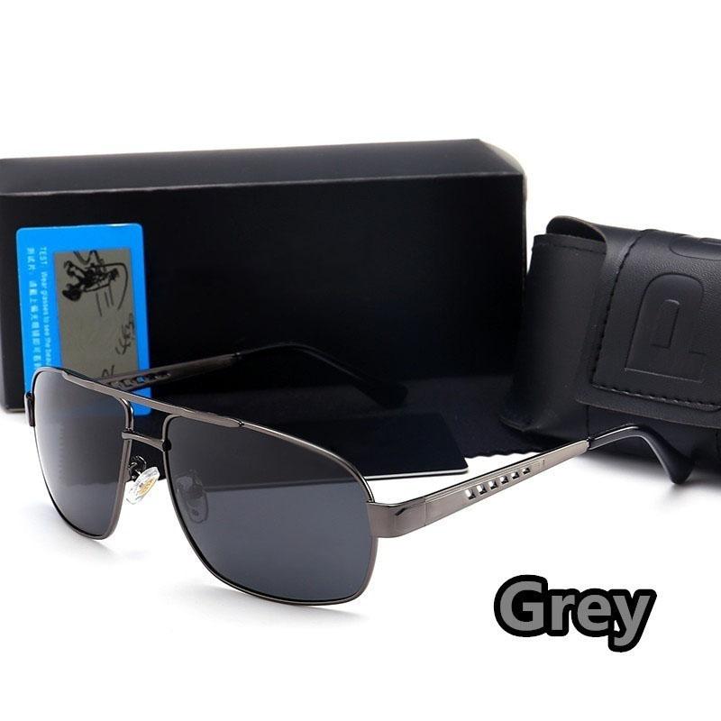 CXSHOWE серый мужские солнцезащитные очки radar 2015