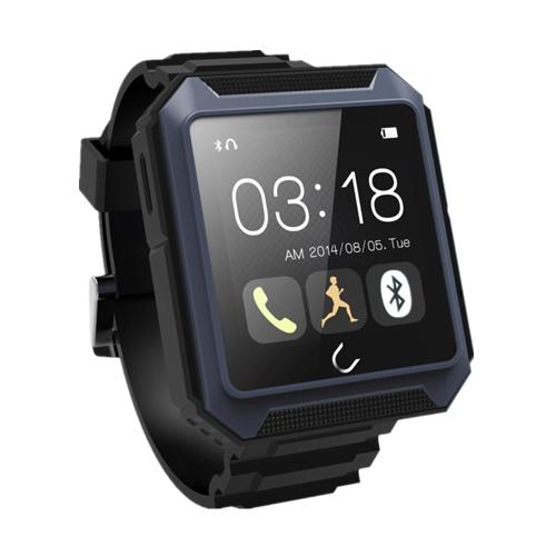 Uwatch Синий цвет умные часы