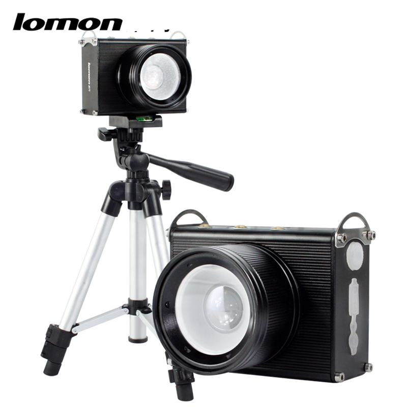 lomon Черный 200m-500m compact wml weapon mounted white light for glock auto pistol 200 lumens tactical hunting apl c