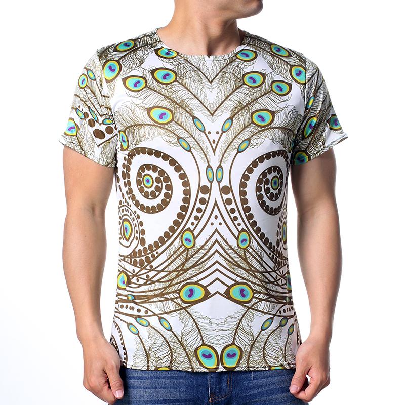 Clothing Loves XXL модные мужские o образным вырезом кабины print pullover t shirts
