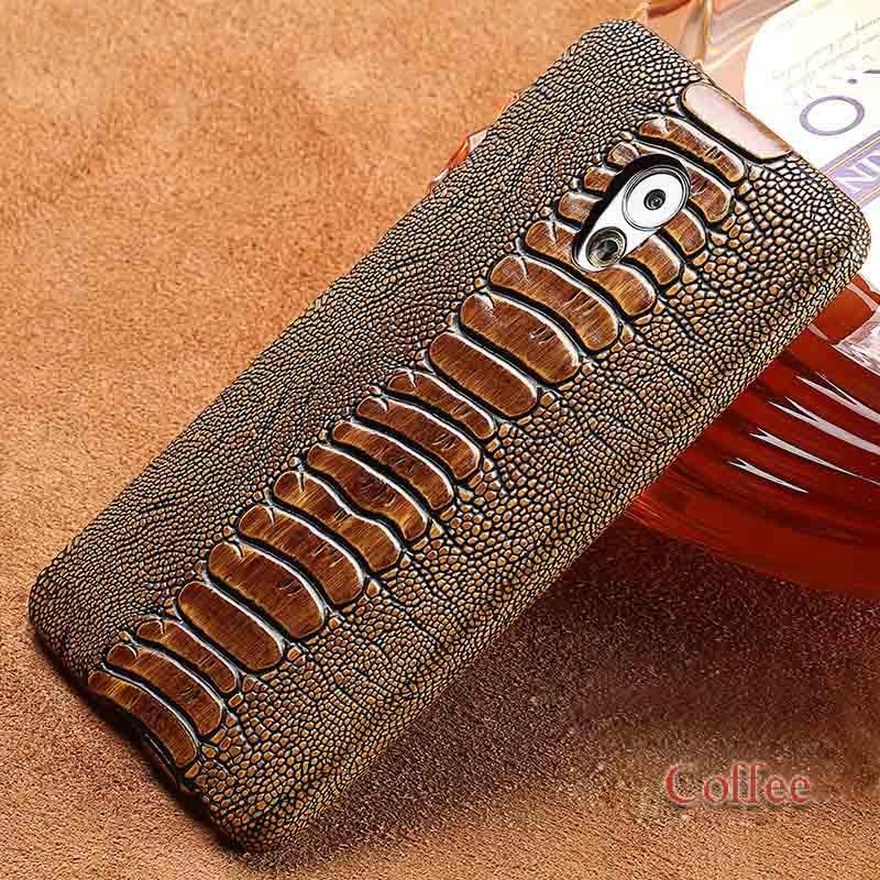 Подлинная кожа langsidi Светло-коричневый Meizu E2 фото