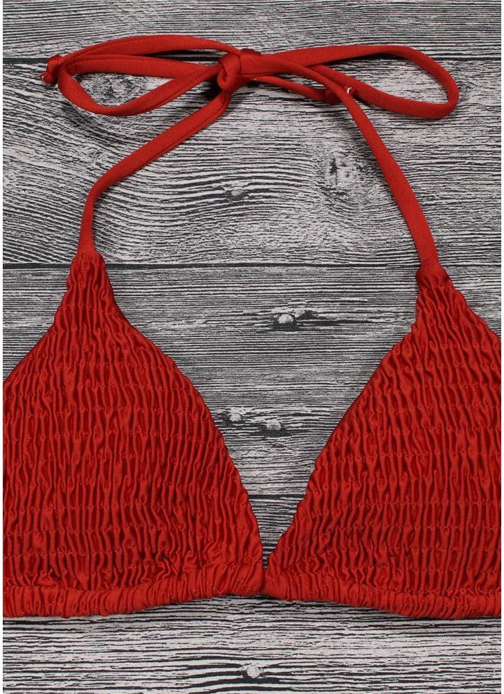 babyonline DRESS 045G S calico print shirred halter top