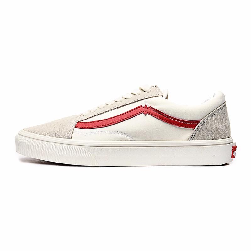 JUNLINU Белый красный 43 обувь