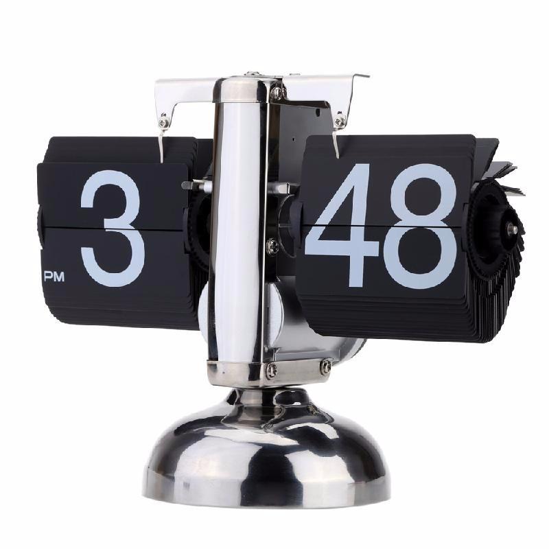 Настольные часы малого масштаба TOMSHINE Чёрный цвет фото