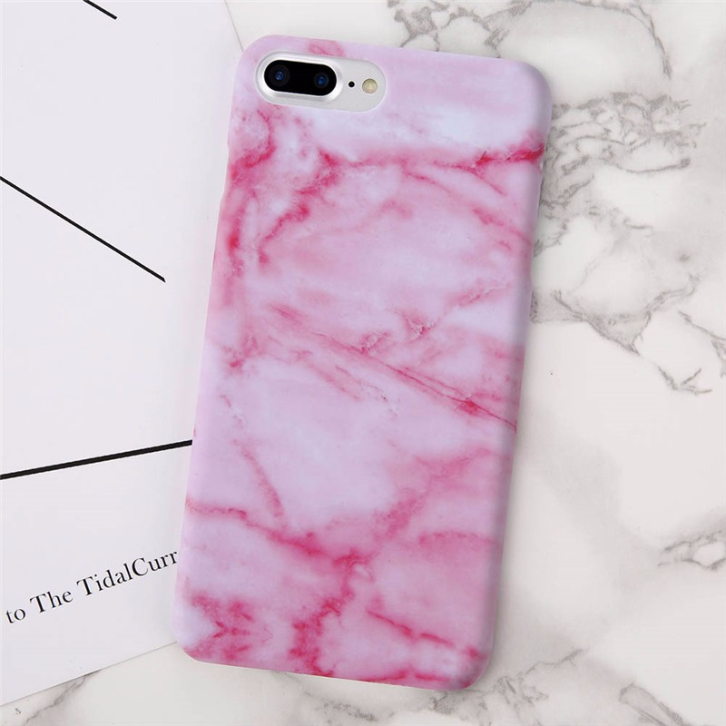 WJ Розовый iPhone 8 Plus ultra thin pc hard back cover phone case for iphone 6 plus 6s plus