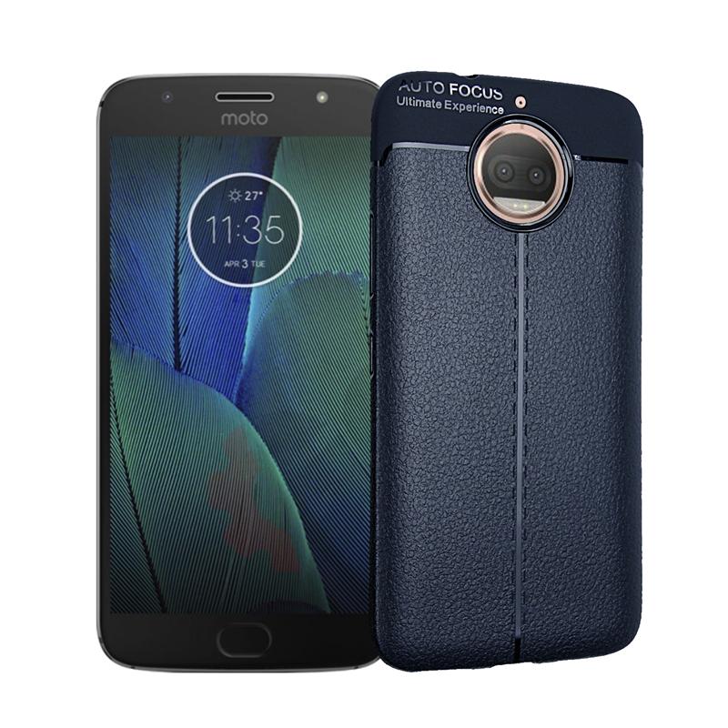 goowiiz Темно-синий Motorola Moto E4 Plus
