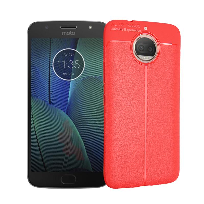 goowiiz красный Motorola Moto E4 Plus