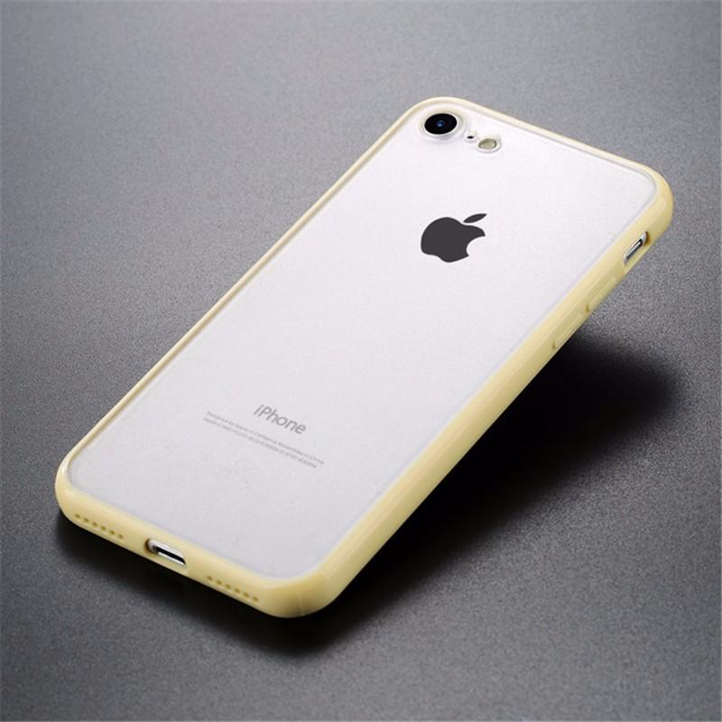 WJ Yellow iPhone 5 5S